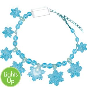 Light-Up Snowflake Bracelet