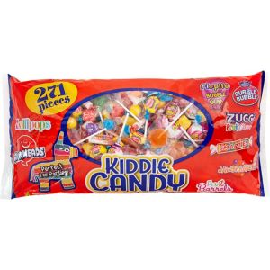Kiddie Mix Candy 240pc
