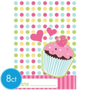Sweet Treats Favor Bags 8ct