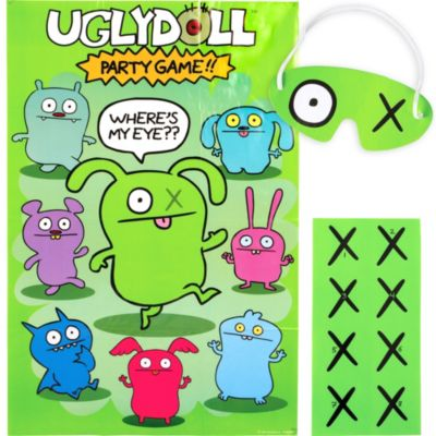 Uglydoll Party Game