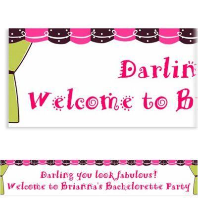 Custom Boutique Banner 6ft