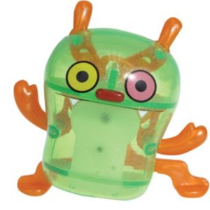 Green Uglydoll Big Toe Windup Toy