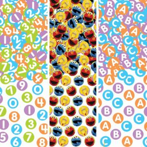 Sesame Street Confetti 1.2oz