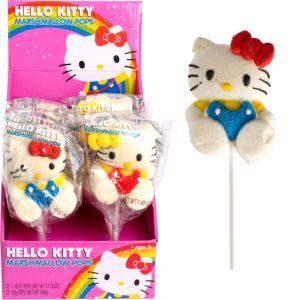Hello Kitty Marshmallow Pops 12ct