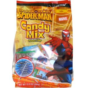 Spider-Man Candy Mix Pinata Filler 58pc