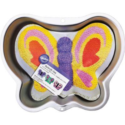 Butterfly Cake Pan 11in