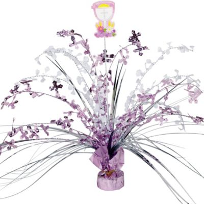 Pink Communion Centerpiece
