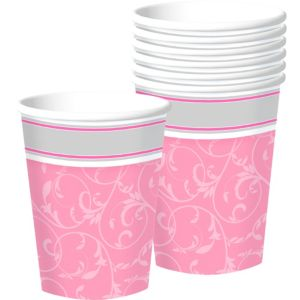 Girl's Communion Blessings Cups 8ct