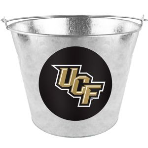 UCF Knights Galvanized Bucket