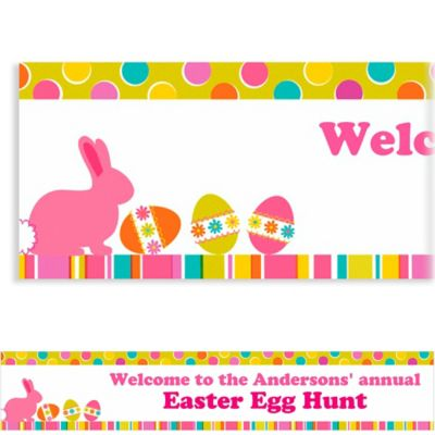 Custom Easter Expressions Banner 6ft