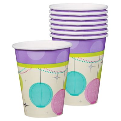 Chic Bride Bridal Shower Cups 8ct