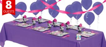 Monster High Basic Party Kit for 8 Guests