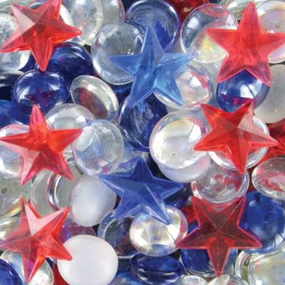 Patriotic Gem Scatter