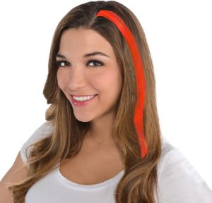 Orange Hair Extension