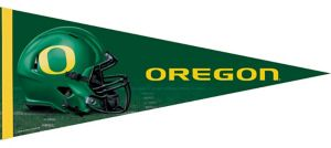 Oregon Ducks Pennant Flag