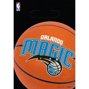 Orlando Magic Favor Bags 8ct