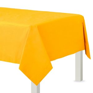 Yellow Sunshine Paper Table Cover