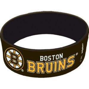 Boston Bruins Wristbands 6ct