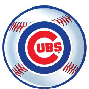 Chicago Cubs Cutout