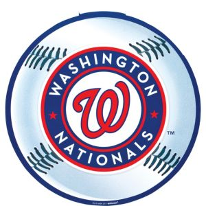 Washington Nationals Cutout