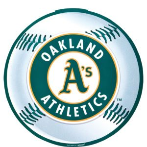 Oakland Athletics Cutout