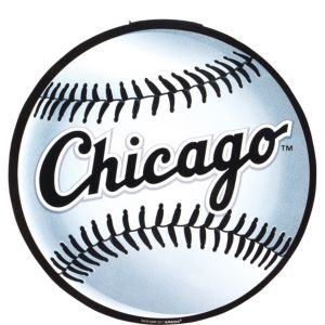 Chicago White Sox Cutout