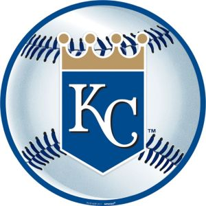 Kansas City Royals Cutout