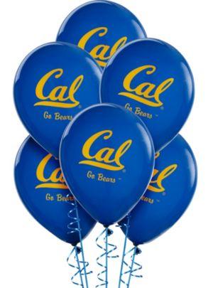 Cal Bears Balloons 10ct