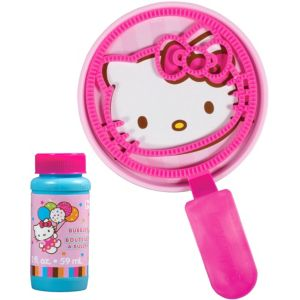 Hello Kitty Bubble Wand Set
