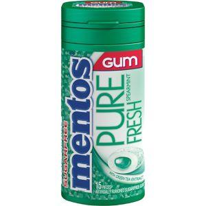 Spearmint Mentos Gum 15pc