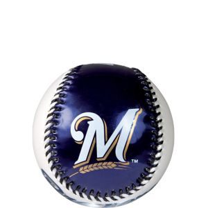 Milwaukee Brewers Soft Strike Baseball