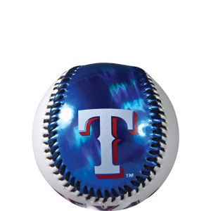 Texas Rangers Soft Strike Baseball
