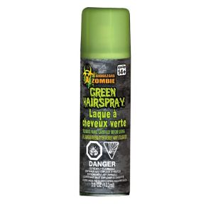 Biohazard Green Hairspray 3oz
