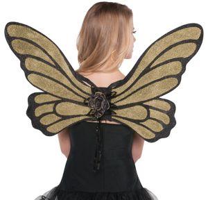 Iridescent Fairy Wings