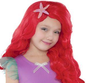 Child Ariel Wig - The Little Mermaid