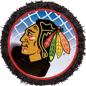 Chicago Blackhawks Pinata