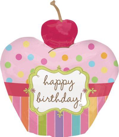 Happy Birthday Balloon - Sweet Stuff