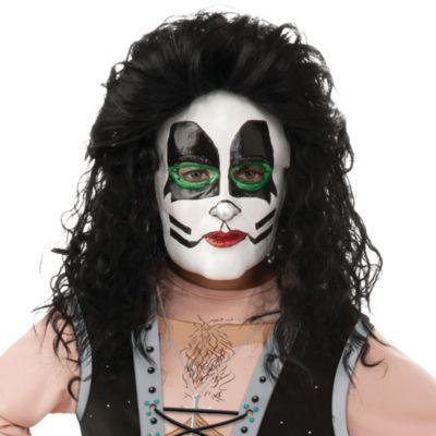 Child Kiss Catman Wig