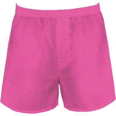 Pink Boxer Shorts