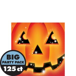 Perfect Pumpkin Beverage Napkins 125ct