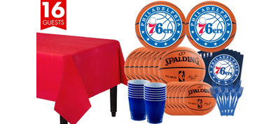 Philadelphia 76ers Basic Fan Kit