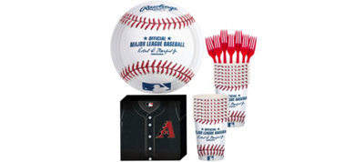 Arizona Diamondbacks Basic Fan Kit