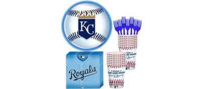 Kansas City Royals Basic Fan Kit