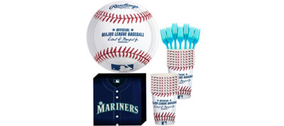 Seattle Mariners Basic Fan Kit