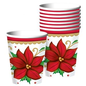 Winter Botanical Cups 50ct