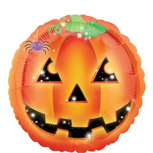 Perfect Pumpkin Halloween Balloon