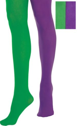 Adult Mardi Gras Tights