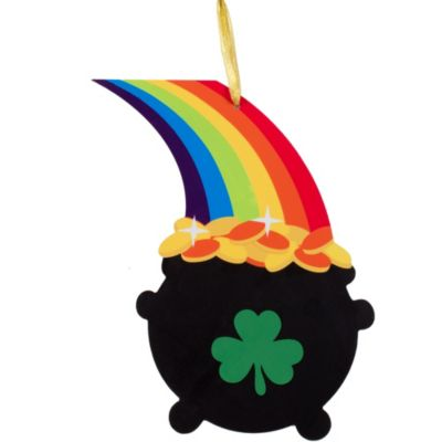 Pot of Gold Hanging Decoration
