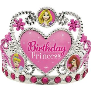 Disney Princess Birthday Tiara