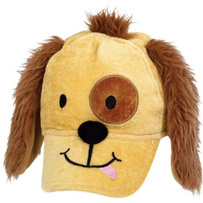 Child Party Pups Hat Deluxe